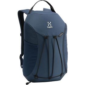 Haglöfs Corker 15L Backpack, tarn blue